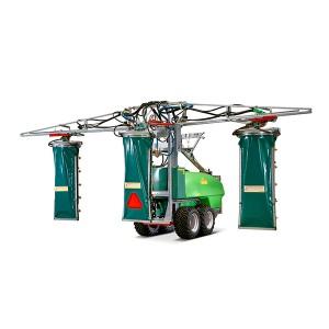 Masina de pulverizat pe 3 randuri pentru viticultura 10420 -3R