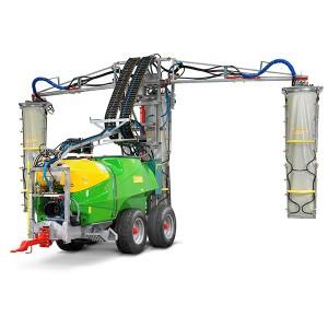 Masina de pulverizat pe 3 randuri pentru livezi 16520 -3R