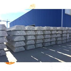 Stâlpi beton intermediari